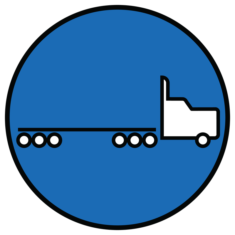 Heavy Haul Icon - Giltner Logistics