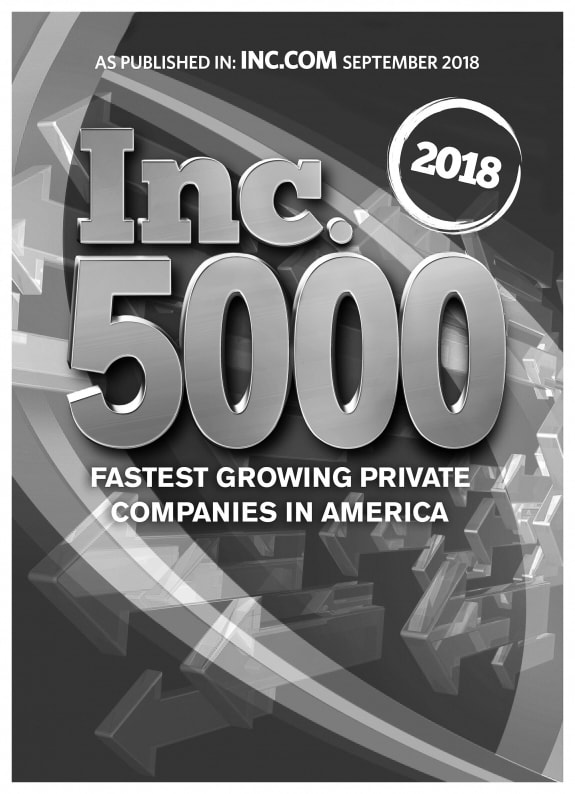 2018 INC 5000 Fastest Growing Private Companies in America - Giltner Logisics