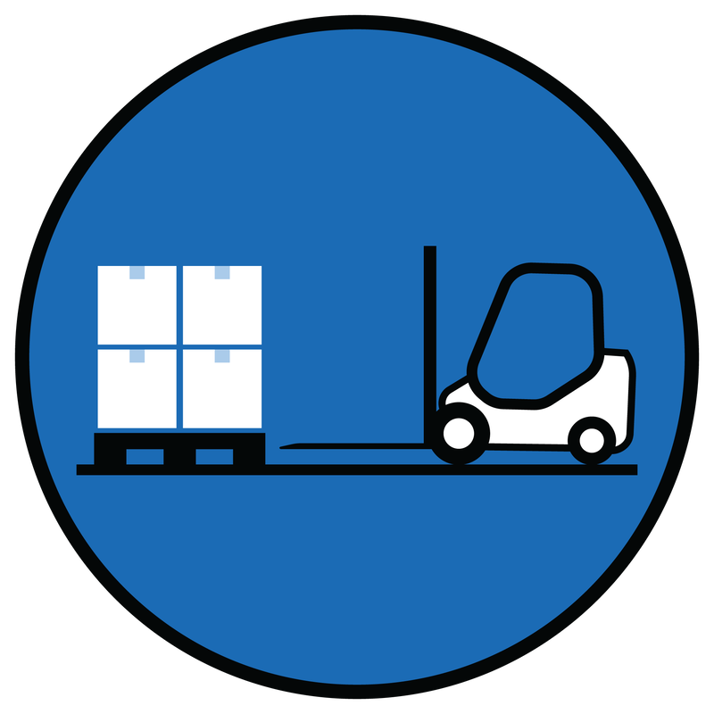 Warehousing Icon - Giltner Logistics